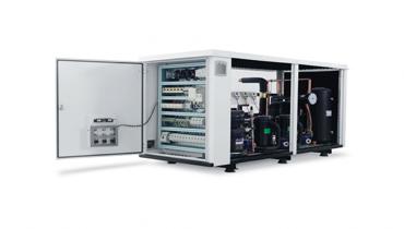 Merkezi Soğutma Sistemi Uygulamaları