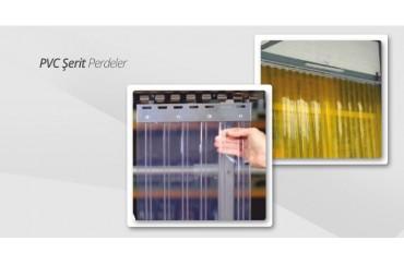 PVC Şerit Perdeler